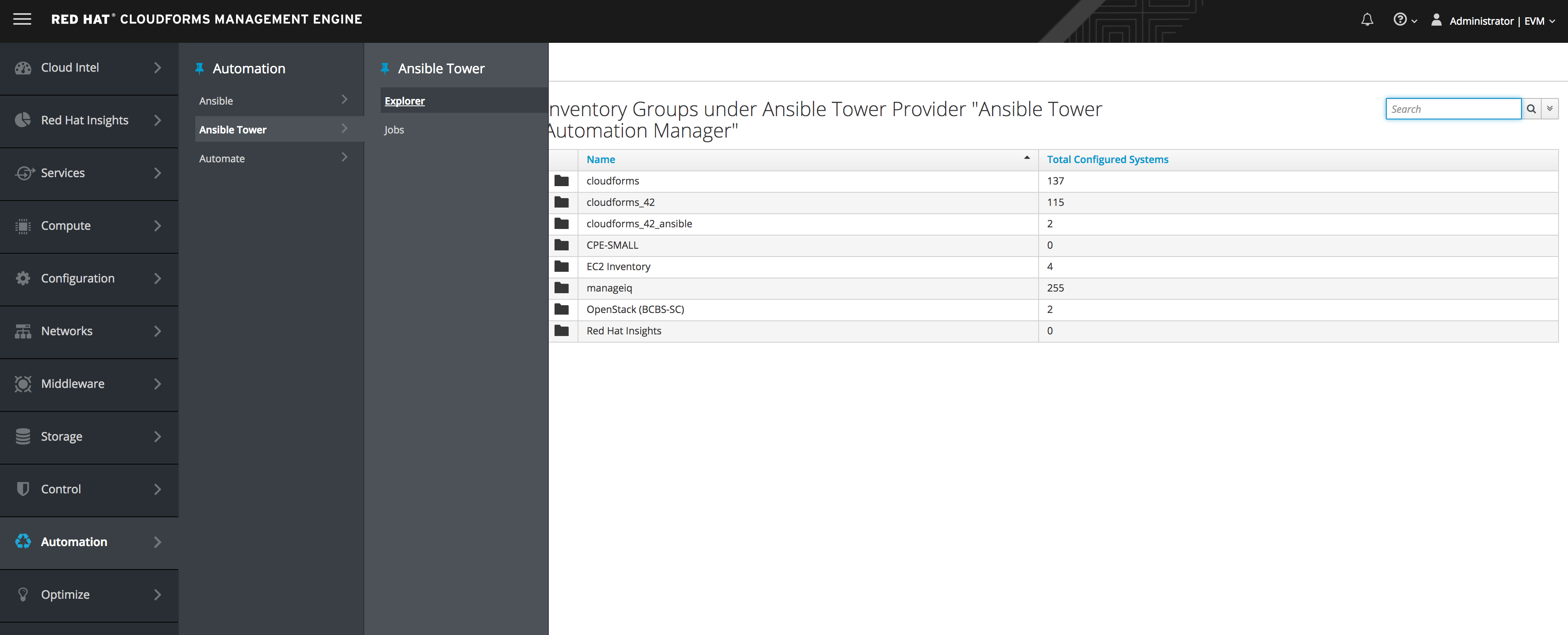 Exercise 1 20 - Ansible Tower | Red Hat | Public Sector
