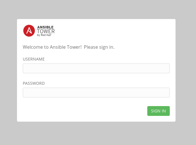ansible lab figure01 logon screen